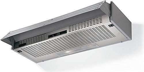 Campana extractora de cocina Canalizada, instalación integrada, 60 cm PCH01 SRM LG 16A (sin frontal): Amazon.es: Grandes electrodomésticos