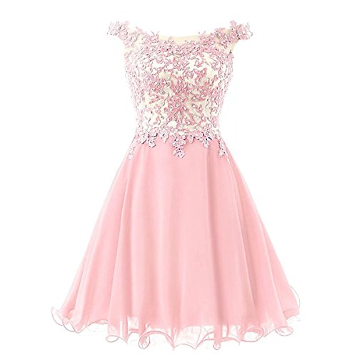 Short Pink Prom Dress: Amazon.com