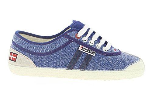 Kawasaki Stich Sneakers Unisex Flag cobalt Blu Retro n1SrHqxnR5