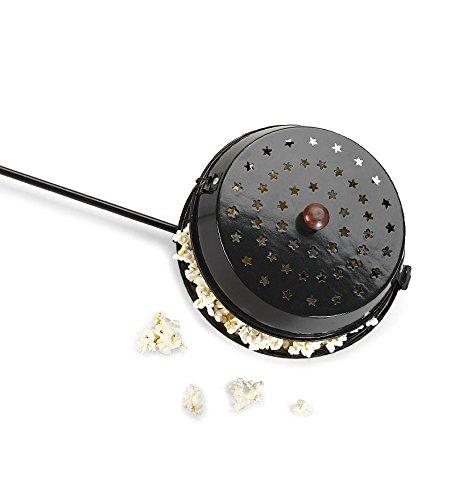popcorn fire pit popper - 5