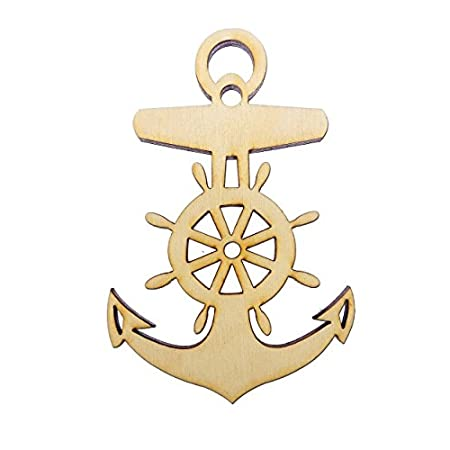 41Cx4DQ5MKL._SS450_ Anchor Christmas Ornaments