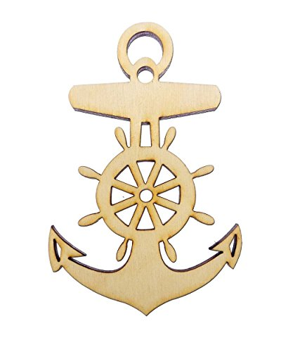 41Cx4DQ5MKL Amazing Anchor Christmas Ornaments
