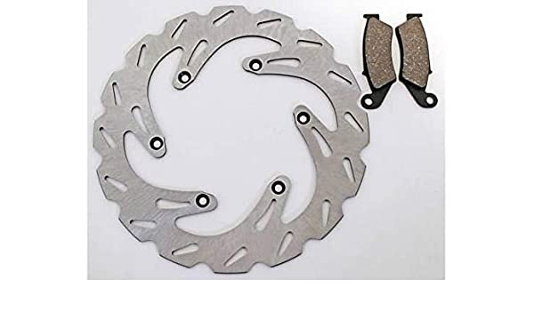Front brake pads for Yamaha YZ250 2002