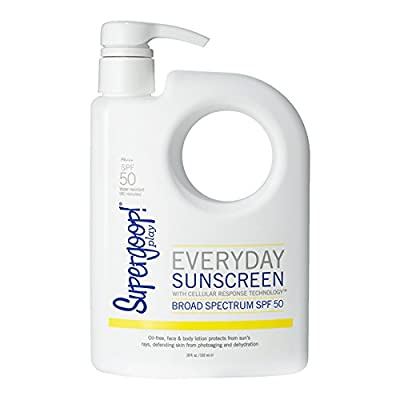 Supergoop! Everyday Sunscreen with Cellular Response Technology SPF 50
