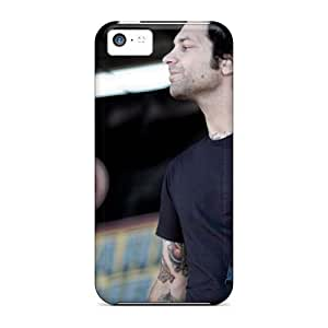 Excellent Cell-phone Hard Cover For Iphone 5c (fCE3528ZzgQ) Provide Private Custom Beautiful Rise Against Pictures