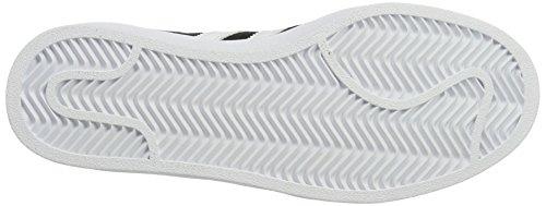 adidas Campus J, Zapatillas Unisex Niños Negro (Core Black/footwear White/footwear White)
