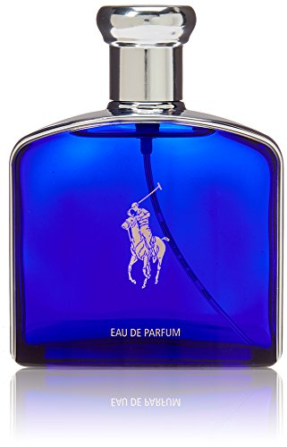 Ralph Lauren Polo Blue Eau de Parfum Spray for Men, 4.2 Ounce