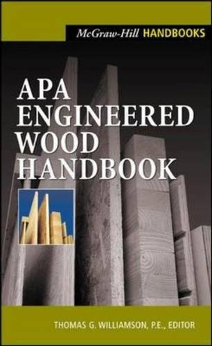 - APA Engineered Wood Handbook