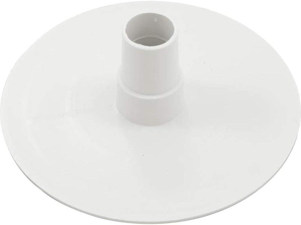"Champlain Plastics Vacuum Plate, Standard/Wide Mouth Skimmer, 7"" OD"