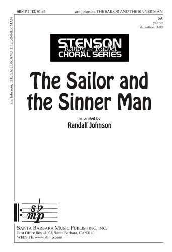 The Sailor and the Sinner Man (Educational Octavo, SA, Piano) ebook