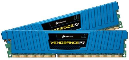 Corsair Vengeance Blue 8GB (2x4GB)  DDR3 1600 MHz (PC3 12800) Desktop Memory 1.5V by Corsair