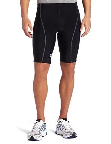 Canari Cyclewear Men's Vortex G2 Padded Cycling Short (Black, Small) - Canari Cycling Apparel