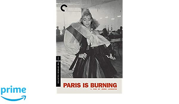 Amazon.com: Paris is Burning (The Criterion Collection ...