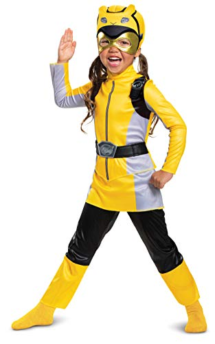 Disguise Yellow Ranger Beast Morphers Toddler -