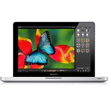 Amazon.com: Apple MacBook Pro MC700LL/A 13.3-Inch Laptop ...