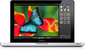 Apple MacBook Pro MC700 - Ordenador portátil (i5-2410M, DVD Super Multi, Trackpad, Mac OS X 10.6 Snow Leopard, Intel Core i5-2xxx, Kensington): Amazon.es: ...