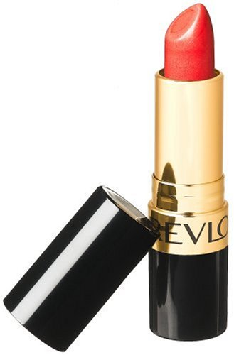 Revlon Super Lustrous Lipstick Pearl, Softsilver Red 425, 0.15 Ounce (Pack of 2)