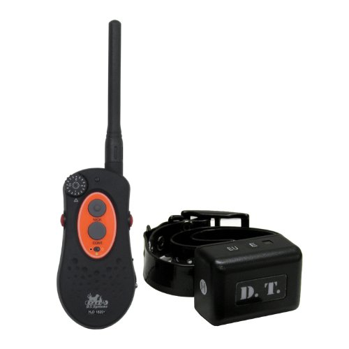 DT Systems H2O1820-PLUS Series Dog Training System, Black ()
