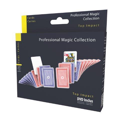 Oid Magic 522 - Carte per Giochi di Magia, Modello Top Impact