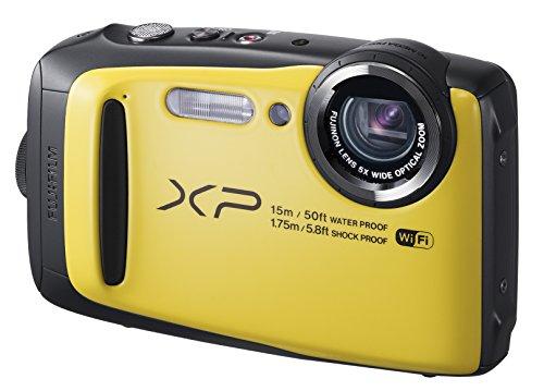 FUJIFILM デジタルカメラ XP90 防水 イエロー FX-XP90Yの商品画像