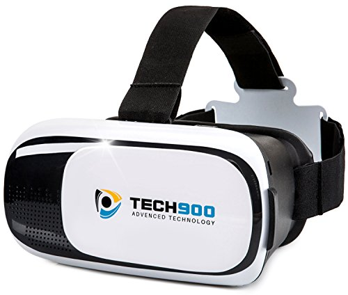 Headset Virtual Reality Glasses Android