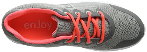 FootJoy Women's Enjoy Golf Shoes Grey Mist Size 8.5 M US by FootJoy (Image #7)