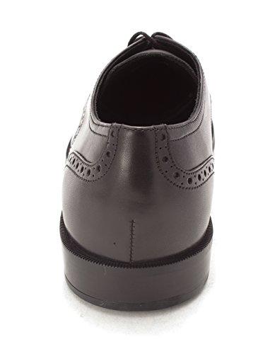 Cole Haan Hombres Leder Oxfords Black