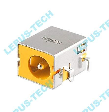 Connectors 10pcs DC Power Port Jack Socket Connector DC028 for HP Compaq NX5000 NC6000 NC6220 - (Cable Length: Other) -