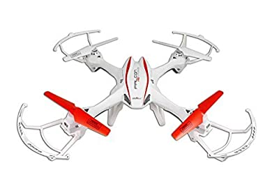 UDI RC U42 6-Axis Gyro 2.4Ghz Falcon RC Quadcopter with HD Camera