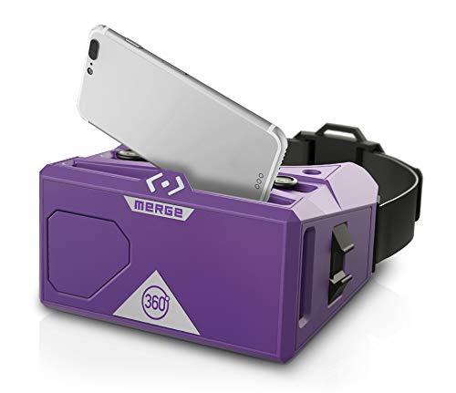 Merge VR Headset - Augmented Reality and Virtual Reality Headset, Play Educational Games and watch...