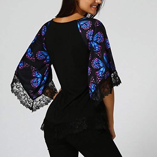 Sexy Shirt Guesspower Blouse Top Coton A Col Slim Mode Chemise 4 Froncs T Noir Manchs3 Denudee Tunique Elegant Epaule Femme V Haut nHH6x0Wq4t