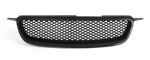 Sports Grille Kit (03-06 Toyota Corolla CE, LE and S Front Mesh Sport Grille Grill Kit 04 05 06 07)