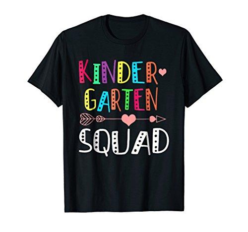 Preschool kindergarten tshirt Happy school day