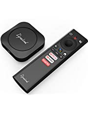 $49 » Dynalink Android TV Box, Android 10 Support 4K HDR Smart Streaming Media Player