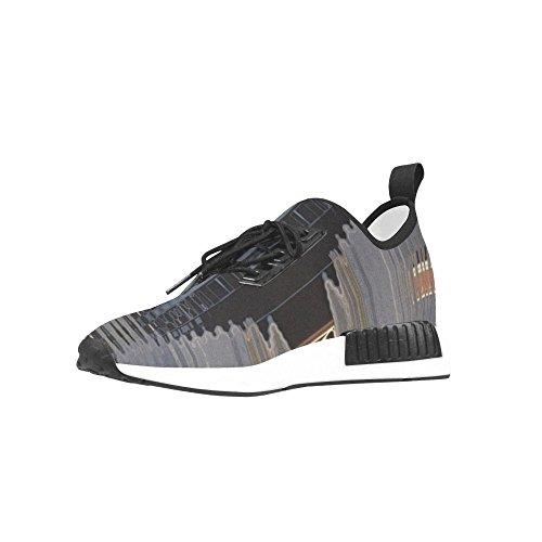 Zapatillas Para Hombre Artsadd Mothersheart Draco Bonuce Running