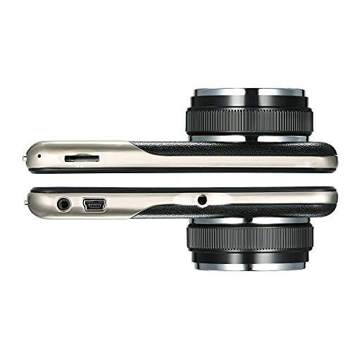 Clearance Sale!UMFun4'' LCD IPS Dual Lens Car Dash Cam FHD 1080P Dashboard Camera 170° Driving DVR]()