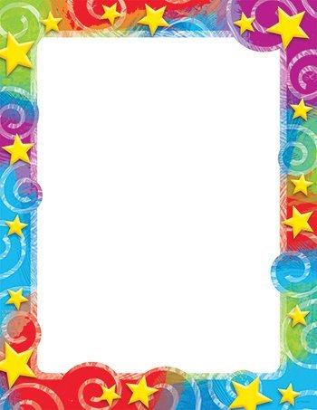 Papers Terrific Stars - Stars 'n Swirls Terrific Papers