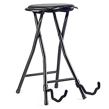 Stagg GIST-300 Guitar Stool and Stand - Black  sc 1 st  Amazon UK & Stagg GIST-300 Guitar Stool and Stand - Black: Amazon.co.uk ... islam-shia.org