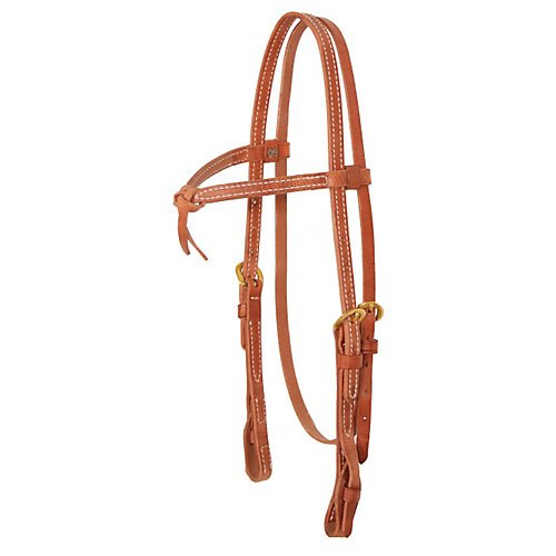 - Circle Y Goodnight Futurity Headstall CY Harness