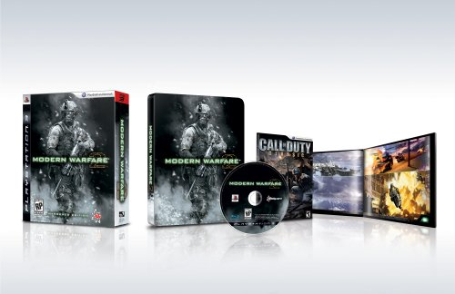 Call of Duty: Modern Warfare 2 Hardened Edition - Playstation 3