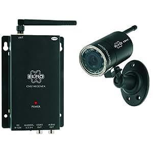 Elro C902 - Kit de cámara de seguridad a color