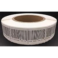 Rf 8.2mhz Checkpoint Compatible Label 1.19x1.58 1000pcs