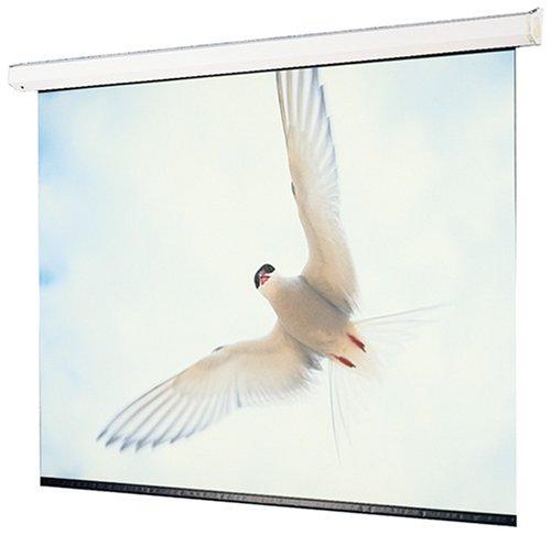 Draper 116304 92-Inch High-Contrast Targa HDTV Motorized Screen (Gray) - Draper Targa Hdtv