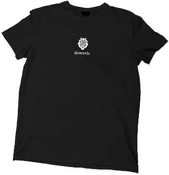 G2 Arctic Camiseta Logo, Negro, Unisex Adulto