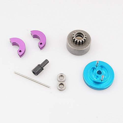 Toyoutdoorparts RC 02139 02107 102273P 102006B Engine Flywheel Set HSP 1/10 Nitro Power Car