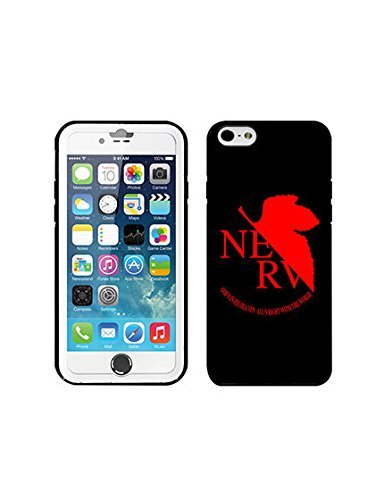 Cover iPhone 6 6S Case Series-Cover iPhone 6 6S (4.7 Inch) Case Neon Genesis Evangelion Logo Anime Drop Resistant Shell Case W5N5Nr