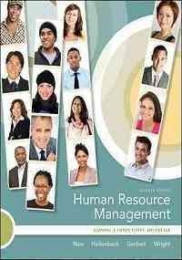 Human Resource Management (Human Resource Management Gaining A Competitive Advantage)