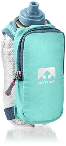 Nathan SpeedDraw Plus Insulated Flask, Cockatoo, One Size
