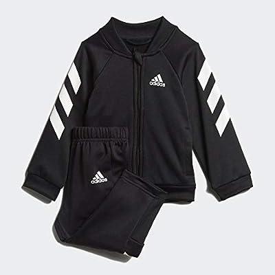 adidas I Mm Xfg TS Chándal, Unisex bebé, Negro/Blanco, 62: Amazon.es: Deportes y aire libre