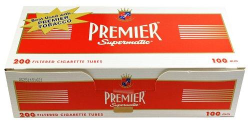 (5) Five Boxes of Premier Full Flavor - 100mm Cigarette ()